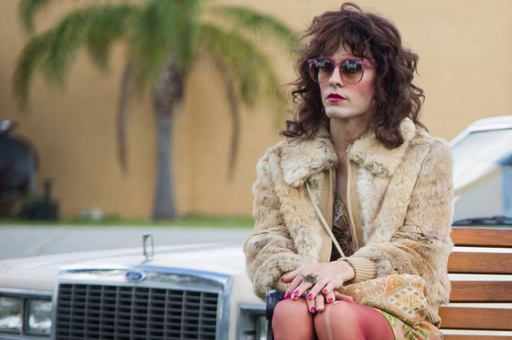 Jared Leto as Rayon in a scene from Dallas Buyers Club (Picture: AP/Focus Feature)