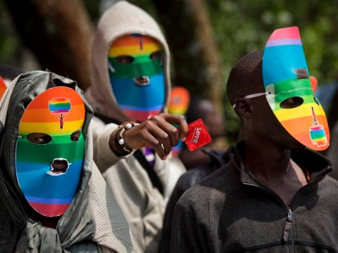 Uganda enacts widely-condemned anti-gay bill 'to stop western groups recruiting children'