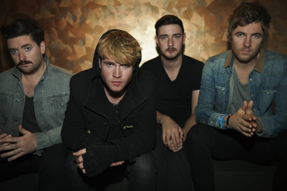 In A Perfect World stars Kodaline: We're emotional, inspirational and dedicated to the cause