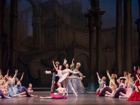 The Sleeping Beauty at the Royal Opera House is a Royal Ballet highlight