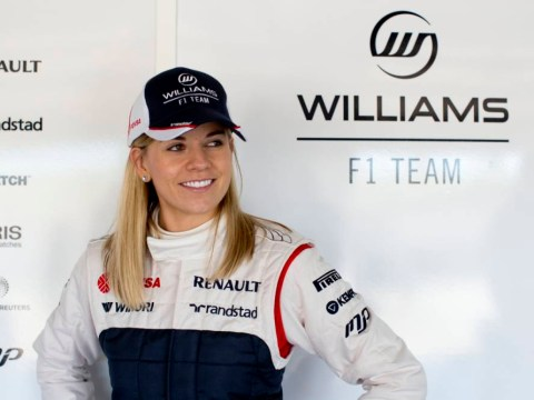 Susie Wolff: How the Formula One test driver is breaking down barriers in motorsport