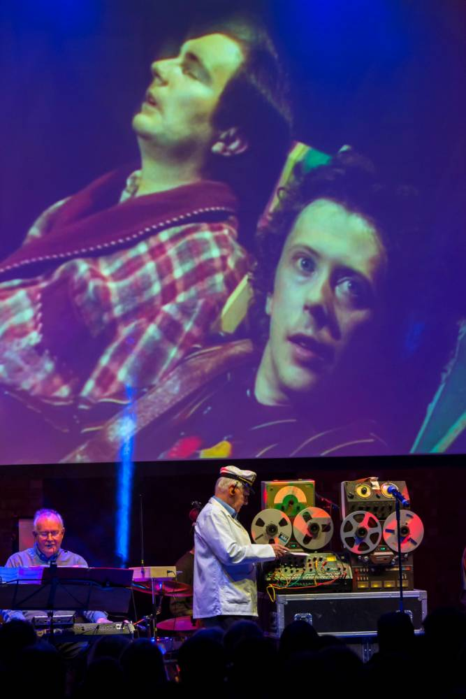 Radiophonic Workshop, Bastille and Michael Bublé: Seven gigs in seven nights