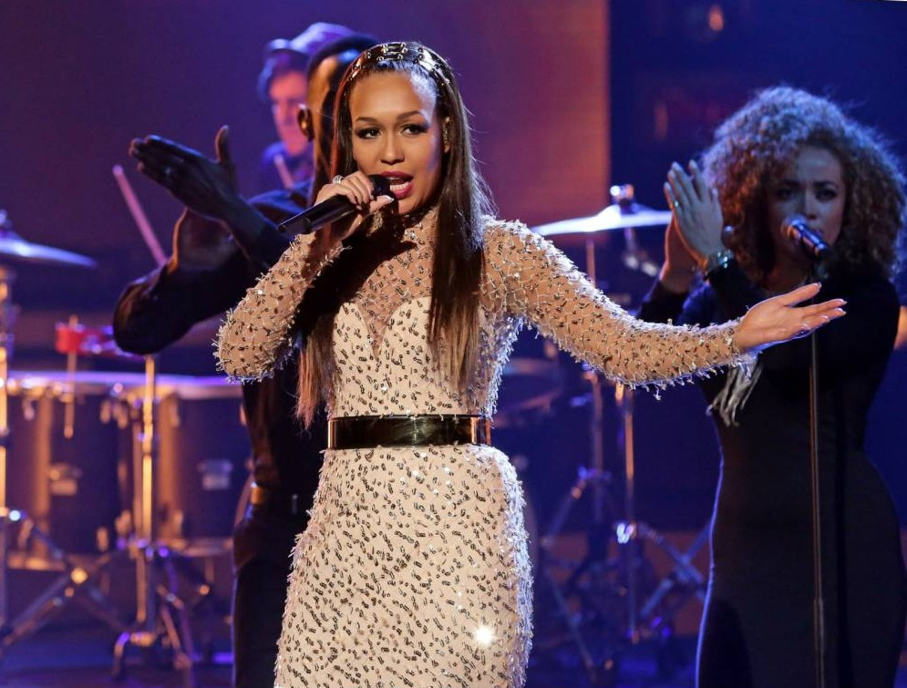 The X Factor 2010 runner-up Rebecca Ferguson: I was just surrounded by idiots