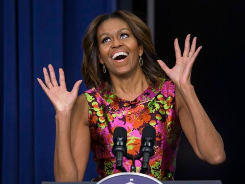 Michelle Obama gets Parks And Recreation cameo thanks to 'best friend' Amy Poehler