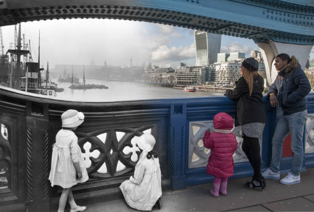 Take a trip to the London of yesteryear with new app