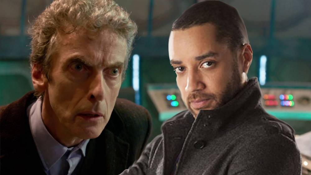 Doctor Who: Peter Capaldi, Danny Pink, Samuel Anderson