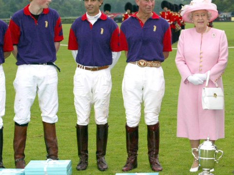 Queen's favourite polo player crushed by horse after opponent hits it with a mallet