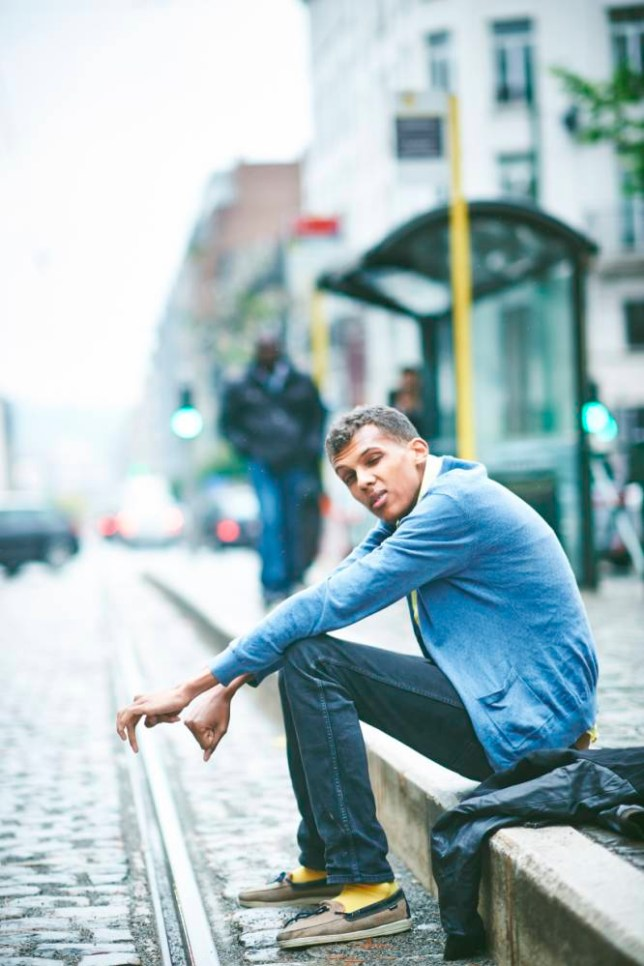 Euro-friendly rave serves as the chassis for Stromae's songs (Picture: Benjamin Brolet)