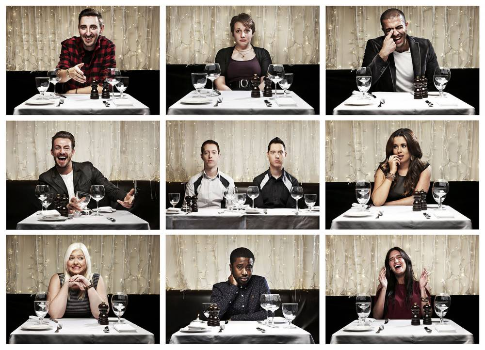 First Dates sadly fizzles out with its lack of chemistry (Picture: Channel 4)