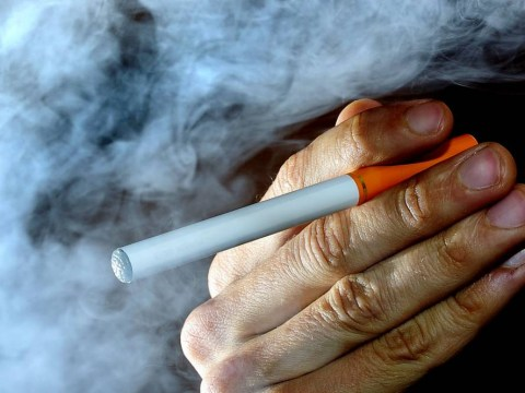 E-cigarettes and vaping 'may cause lung cancer like normal cigarettes'