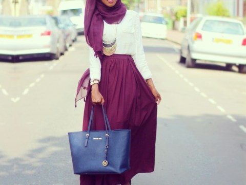 Fashionista Basma takes a tilt at Worth prize