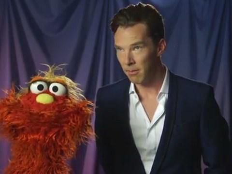 Benedict Cumberbatch swaps Baker Street for Sesame Street in inspired Sherlock-themed sketch