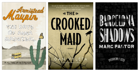 Armistead Maupin, Dan Vyleta and Marc Pastor: New fiction reviewed