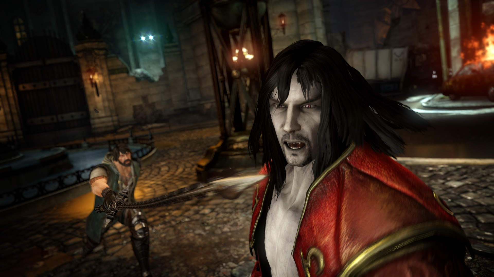 Castlevania: Lords Of Shadow 2 - is it damaging the case for single-player only?