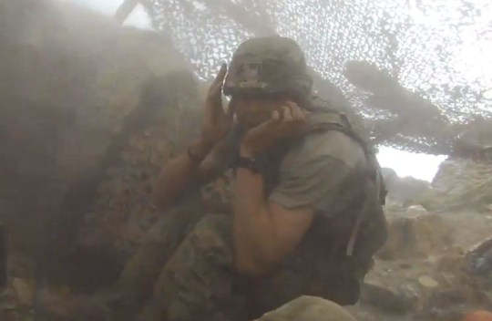 Video: 500lb bomb dropped on US soldiers by mistake in Afghanistan