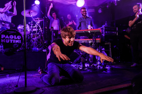 The ten best things to happen at Paolo Nutini's London comeback gig