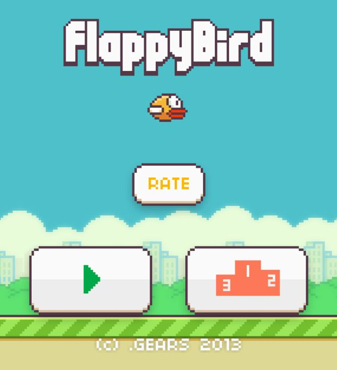 Flappy Bird: Any app with the word 'flappy' in it is being blocked by Apple and Google