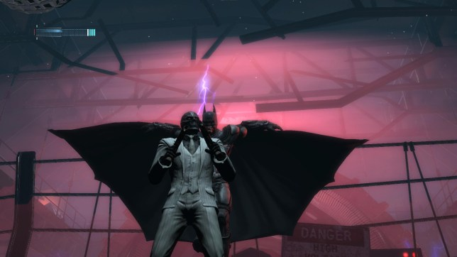 Batman: Arkham Origins Blackgate – Deluxe Edition - making a silk purse out of a sow's ear?