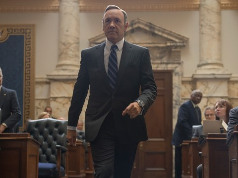 House of Cards season two, episode three, Netflix: Frank Underwood proves he's a matador, not a doormat, in ruthless style