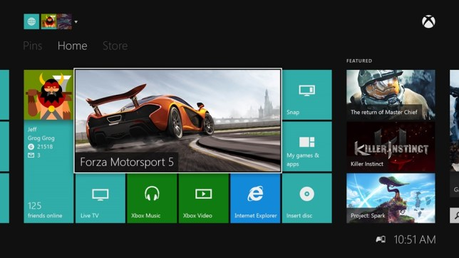 Xbox One - it has the power (indicator)!