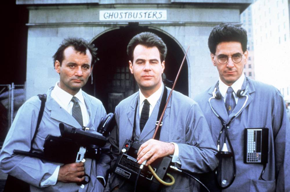 Ghostbusters and Groundhog Day actor/writer Harold Ramis dies
