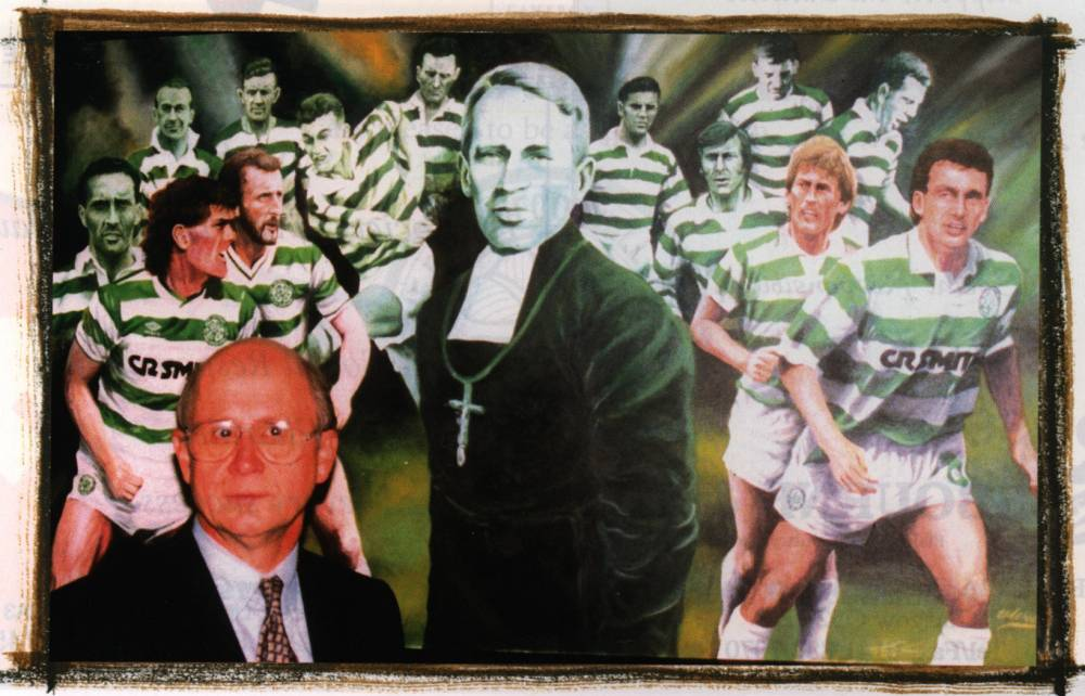 Fergus McCann is a Celtic giant and deserves his place among the greats
