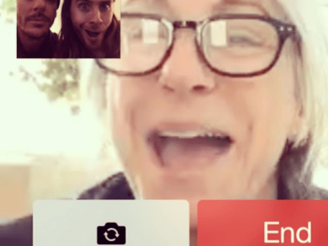 We'd be pretty excited too! Jared Leto invites his mum to the Oscars, shares her reaction on Instagram