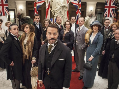 Mr Selfridge series two episode three: Henri's back, Lady Mae gets her own back – and war threatens to ruin everything