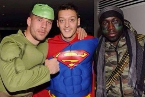 Mesut Ozil warns Bayern Munich: Arsenal's superheroes are coming for you!