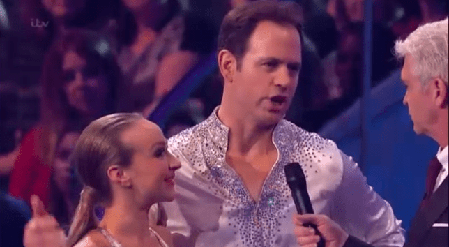 Dancing on Ice 2014: Kyran Bracken