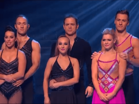 Dancing On Ice 2014: Shock as former champ Suzanne Shaw is out in girls versus boys week