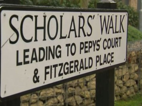 Cambridge 'irresponsible' for dropping apostrophes from new road signs