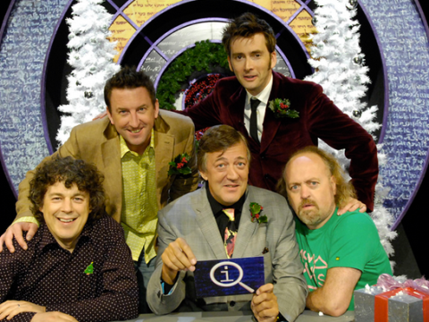 BBC promises end to 'sexist' all-male panels on shows like QI