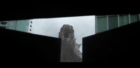 Godzilla lets rip as Bryan Cranston panics in moody new trailer