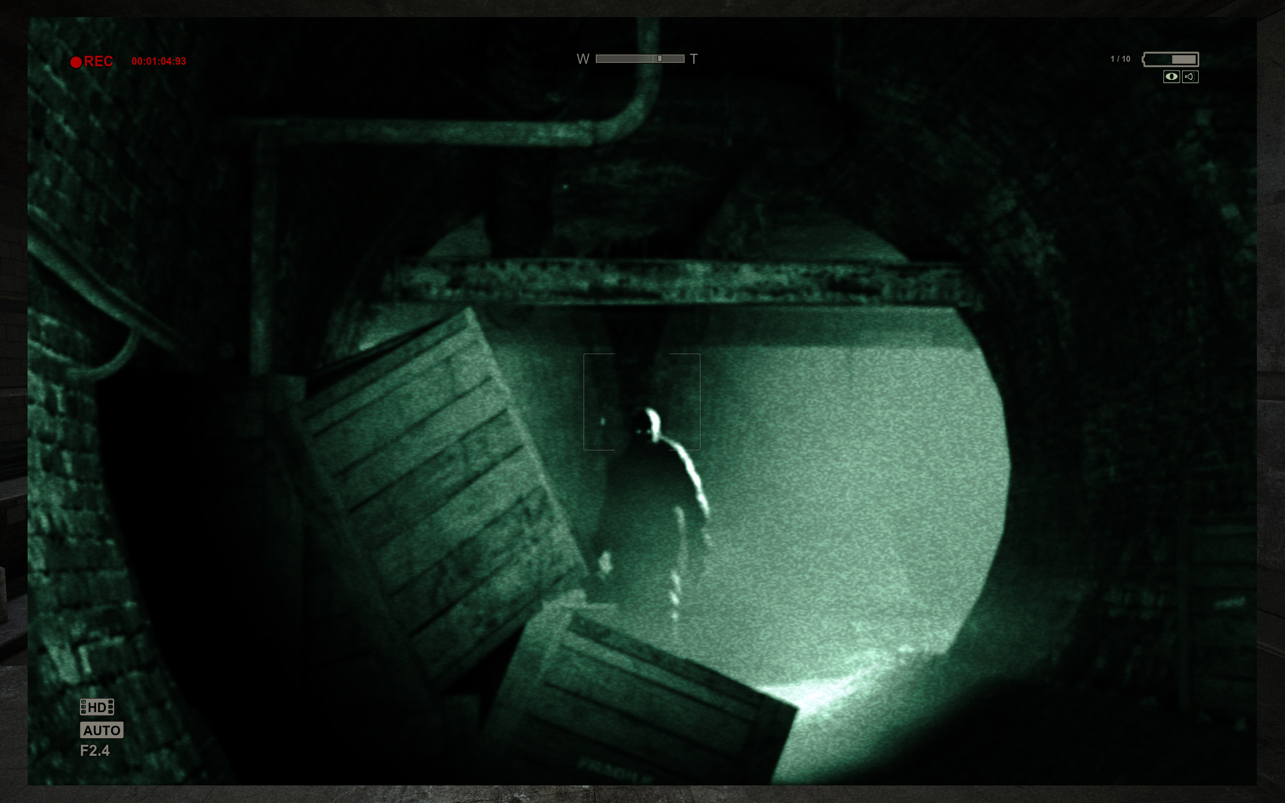 Outlast (PS4) - cheap thrills