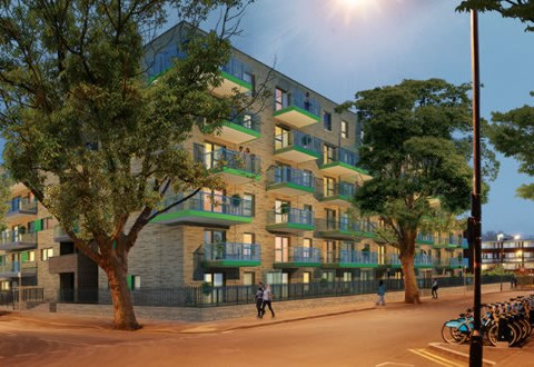 Parkside Quarter, London: Enjoy the greener side of the city in a stylish collection of apartments