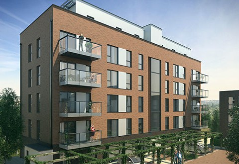 The Ridge, London BR5: Contemporary, desirable homes in St Mary Cray
