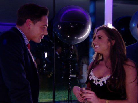 TOWIE new girl Grace Andrews already causing chaos as Mario Falcone goes in for the kill