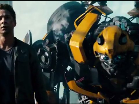 Like the transformations in the Transformers movies? Then you might want to watch this