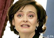 Cherie Blair: a 'reliable source' tells Metro that she contracted swine flu