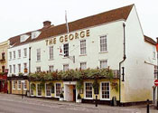 colchester the george