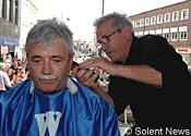 Kevin Keegan haircut