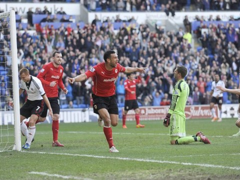 Cardiff City give themselves a glimmer of Premier League hope