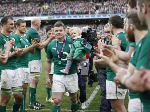 Ireland can win the Six Nations by beating France in Brian O'Driscoll's last international