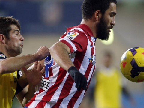 Arsenal target Arda Turan to stay at Atletico Madrid, says his agent