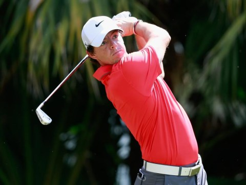 Rory McIlroy can bounce back from stalling in the Honda to win at The Doral