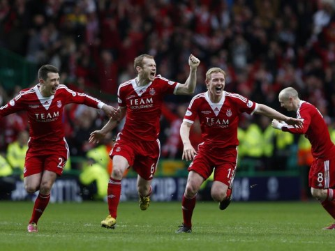 Aberdeen's League Cup triumph signals a Red Revolution in Scottish football