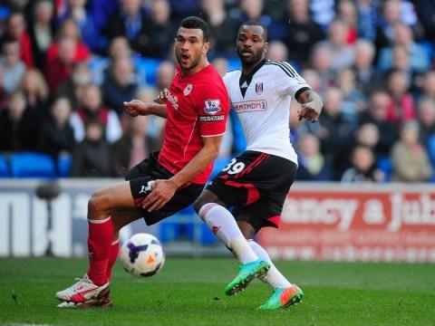Tottenham 'consider summer move to resign Steven Caulker from Cardiff'