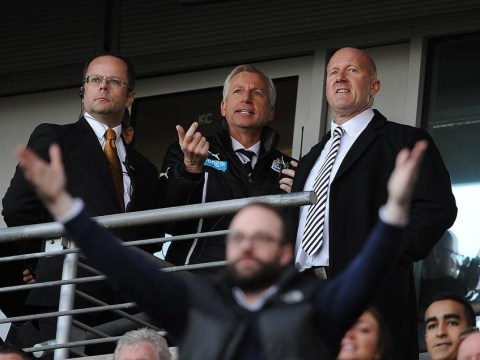 Alan Pardew could still be sacked as Newcastle boss faces lengthy stadium ban for his headbutt on David Meyler