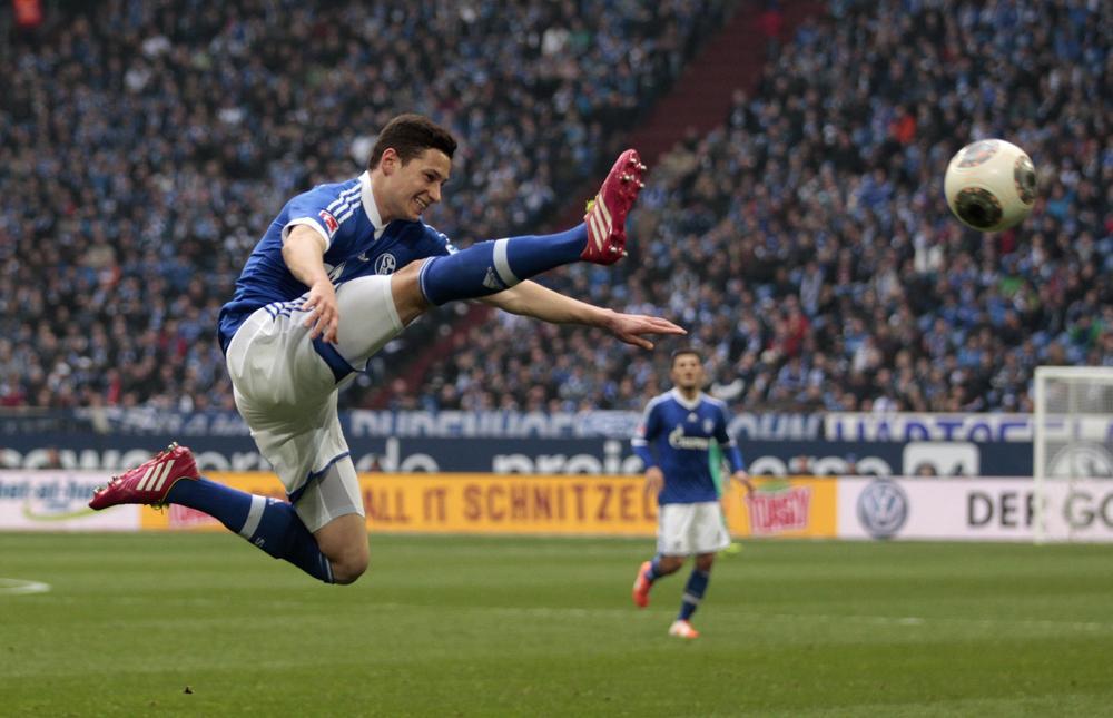 Good news, Arsenal – top target Julian Draxler won't go to Bayern Munich